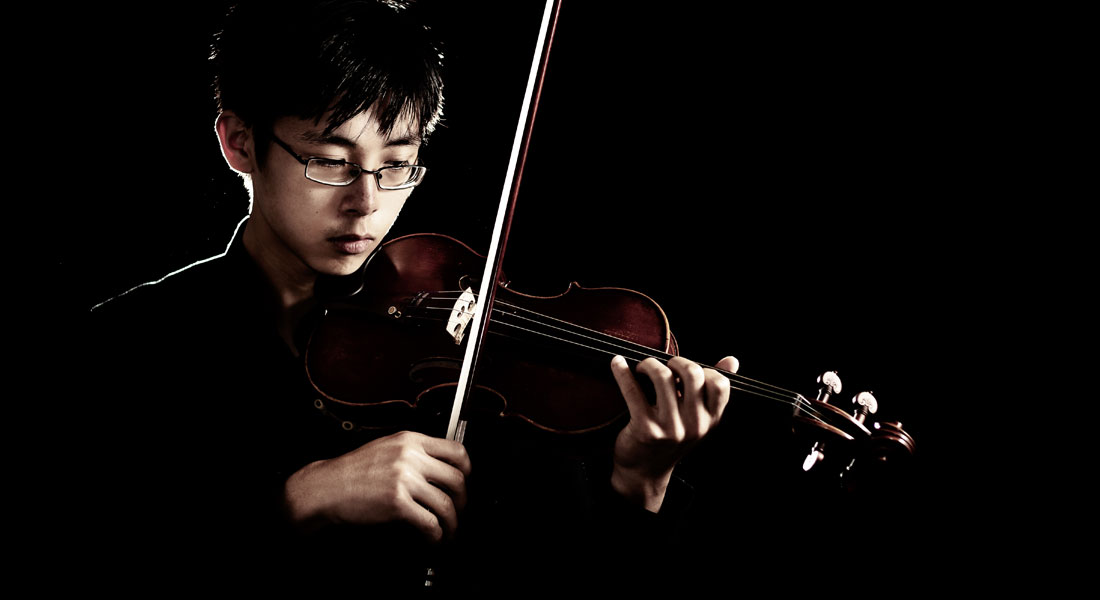Benedict Lim Captivates at Auckland String Quartet Summer School